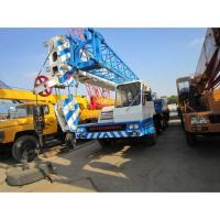 Buy cheap Used TADANO Truck Crane 25Ton from wholesalers