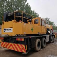 Buy cheap Hydraulic Used TADANO Mobile Crane 50 Ton from wholesalers