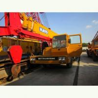 Buy cheap Fully Hydraulic Used KATO Crane 25Ton NK250E from wholesalers