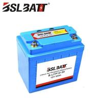 12V 30Ah Lithium-ion Solar Batteries Manufactures