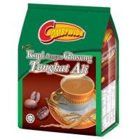 COFFEE WITH GINSENG & TONGKAT ALI Manufactures