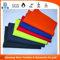 special fabric FR flame resistant CVC fabric Manufactures