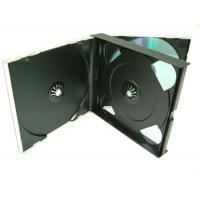 China CD / DVD / VCD Jewel Boxes Multi CD Jewel Box with Tray Assembled on sale