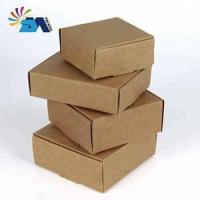 China custom wholesale Birthday Party Candy Cookies Christmas party gift ideas Box Kraft Paper Box on sale