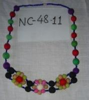 Buy cheap Wool Felt Necklaces Necklace NC-48-11 from wholesalers