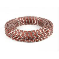Buy cheap Diamond Wire Saw For Marble Block Cutting from wholesalers