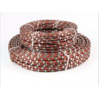Buy cheap Diamond Wire Saw For Marble Slab Cutting from wholesalers