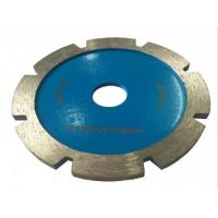Buy cheap Diamond Welding Slotting Blade for Concrete Groove Tuck Point Saw Blade from wholesalers