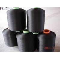 Buy cheap DTY dope dyed black from wholesalers