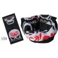 Buy cheap Skull Design Bandana in black,red and white color (YT-159) from wholesalers