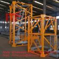 China LIEBHERR tower crane 256HC mast section on sale