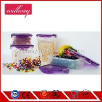 China Little Big Multi-Size Box Food Plastic Container Set, Leak proof Containers on sale