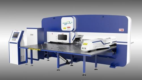 Quality CNC Mechanical Turret Punching Machine for sale