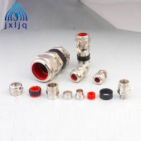 Explosion-Proof Brass Double Sealed Cable Gland JX2 Series Manufactures