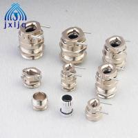 Brass Double-Locked Cable Gland Manufactures