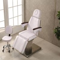 Buy cheap Portable White Electric Beauty Facial Bed Medical Treatment Chair Spa Chair from wholesalers