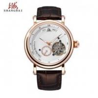 China Chinese Watches Shanghai Tourbilion movt watch Luxulry mechncial man watches on sale