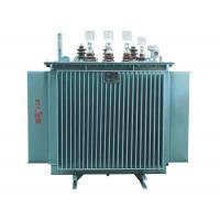 Buy cheap 11kV S9,S9-M Oil Immersed Distribution Transformer from wholesalers