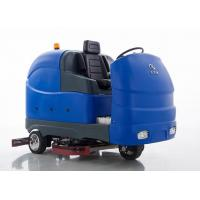 Ruijie X12 All-electric Manually-steered Floor Scrubber Manufactures