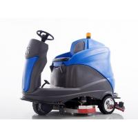 Ruijie X9 All-electric Manually-steered Floor Scrubber Manufactures
