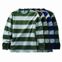 T-shirt YARN DYED STRIPES T-SHIRTS Manufactures