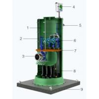 China Integrated Pumping Station Precast Pumping Station on sale