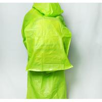 Quality Outdoor Waterproof Raincoat for sale