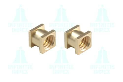 Quality Brass Square Threaded Inserts for sale