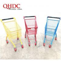 China 20 liter shopping trolley supermarket kids shopping cart JHD-EU-20 on sale