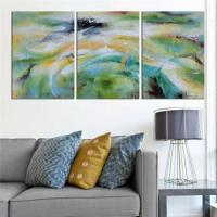 Autumn Wind Blows Abstract Oil Painting Manufactures