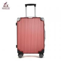 New Product ABS Wheeled Latest Design Trolley Luggage Manufactures