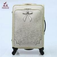 customized fashionable box with 4 revolving luggage Manufactures