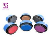 China Washable Hair Color Brush Comb for Girls Party on sale