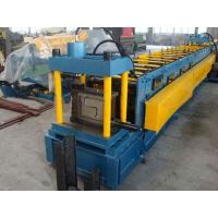 Buy cheap Z shape purlin forming machine from wholesalers