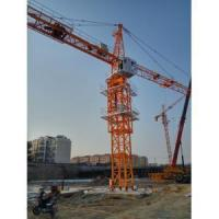 China 8t Liebherr Zoomlion Potain CE Used Tower Crane on sale