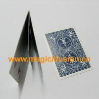 China Card Magic Magic blink duplicate magic tricks on sale