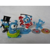 China PVC Characters Mascots Figures Souvenir Gifts on sale