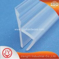 China PVC frameless shower door seal on sale