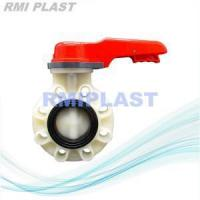 Lug Type Butterfly Valve PVDF PN10 Manufactures