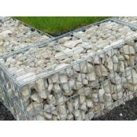 China Hot dipped galvanized welded gabions Box with best price on sale