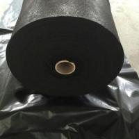 PET Short Fiber Nonwoven Geotextile With Thermoal Bonded Manufactures