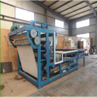 Belt filter press for wastewater Manufactures