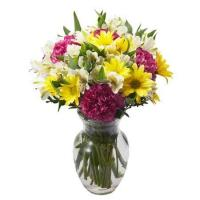 Buoyant Day Mixed Bouquet