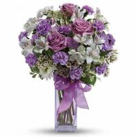 Buy cheap Lavish Lavender Rose Bouquet from wholesalers