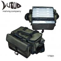 Waterproof Protective Rain Cover Storage 4/5 Trays Tackle Box Fishing Tackle Backpack Manufactures