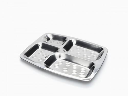 Quality X-Large Divided Food Tray for sale