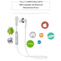 Buy cheap Mate8 wireless headphones BT headset for sport running with stereo microphone music ear buds from wholesalers