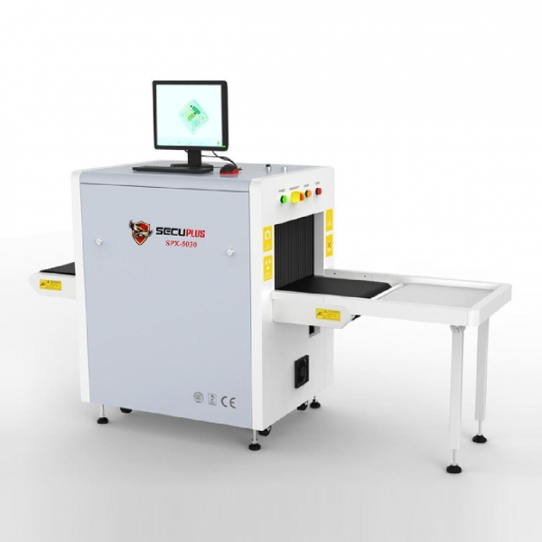China SPX-5030 Small Size X Ray baggage and parcel inspection for public security