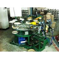 Round Disc Grinding Machine
