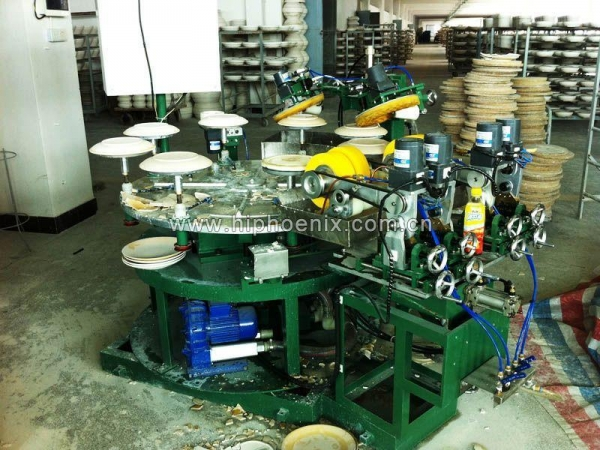 Quality Round Disc Grinding Machine for sale